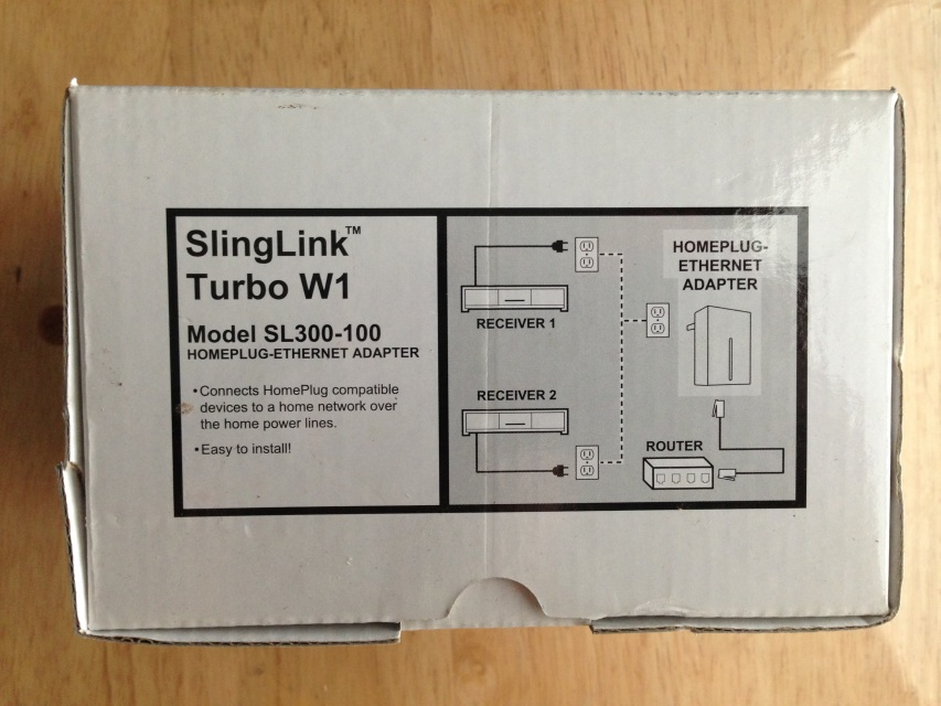 Slinglink turbo w1 model sl300 100
